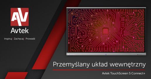 monitory interaktywne Avtek
