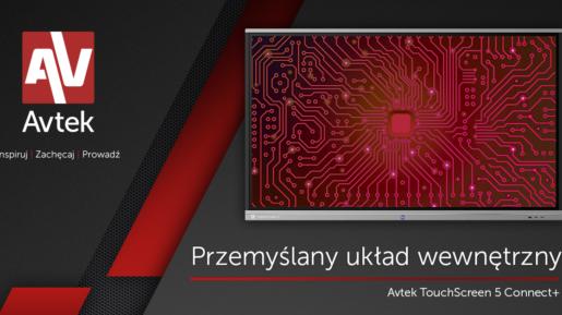 Dlaczego warto wybrać monitory interaktywne Avtek?